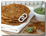 TUNA ONION CHAPATTI